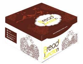 #27 untuk Design Cake Box oleh creazinedesign