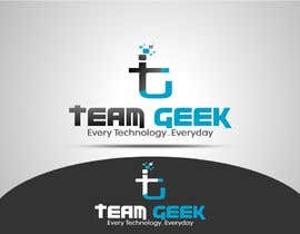 #44 para Design a Logo for Team Geek por texture605