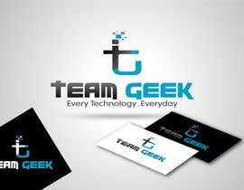 #85 cho Design a Logo for Team Geek bởi texture605