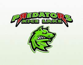 nº 54 pour Logo Design: Rice Lake Predators Football par pixell