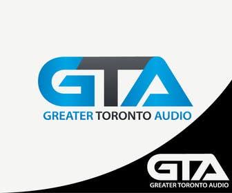Nro 25 kilpailuun Design a Logo for Greater Toronto Audio käyttäjältä alikarovaliya