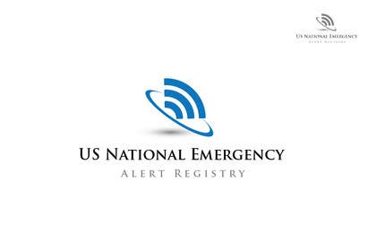 #13 para Design a Logo for a Website Service for Emergency Alerts por iffikhan