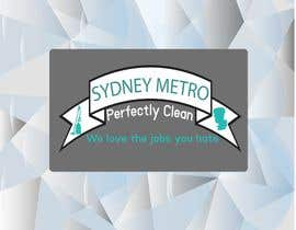 #12 untuk Design a Logo for Sydney Metro Cleaning services oleh octaviannis