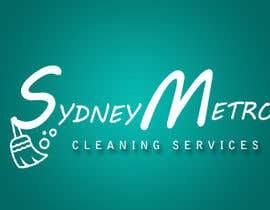 Nro 6 kilpailuun Design a Logo for Sydney Metro Cleaning services käyttäjältä tanvibathe