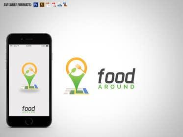 #53 for Disegnare un Logo for foodaround (app) af RomeoZR
