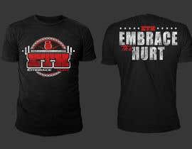 Nro 18 kilpailuun Design a T-Shirt for Embrace The Hurt käyttäjältä stevesartorio13