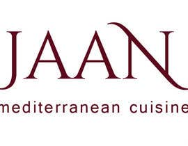 #14 cho Design a Logo for Jaan Restaurant bởi ongfw