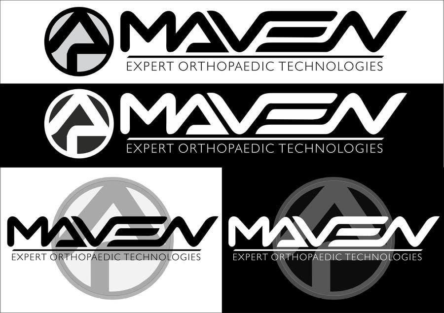 Penyertaan Peraduan #21 untuk Design a Logo for Maven