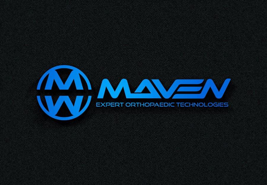 Penyertaan Peraduan #28 untuk Design a Logo for Maven