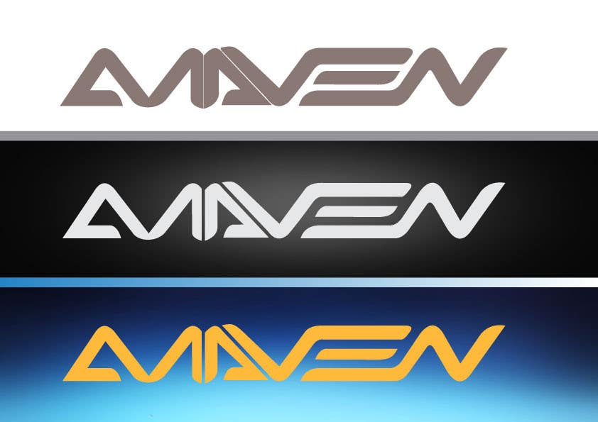 Penyertaan Peraduan #15 untuk Design a Logo for Maven