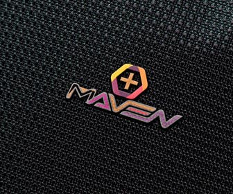zameerkharal tarafından Design a Logo for Maven için no 19