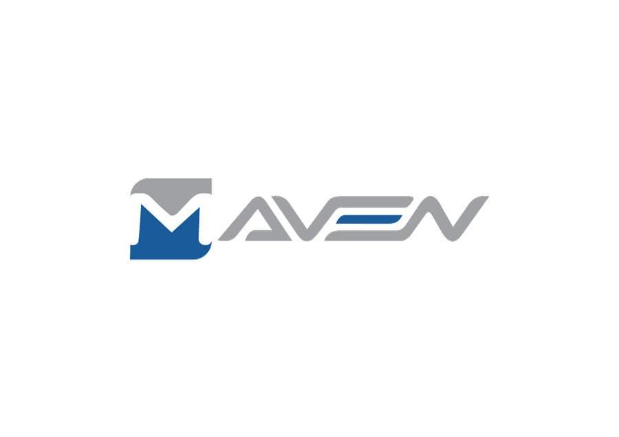 Penyertaan Peraduan #10 untuk Design a Logo for Maven