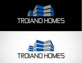 nº 76 pour Design a Logo for Troiano Homes par ConceptFactory