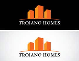 nº 78 pour Design a Logo for Troiano Homes par ConceptFactory