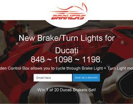 #92 untuk Design a Logo for Motorcycle Brake/Turn Lights Company oleh saqibGD
