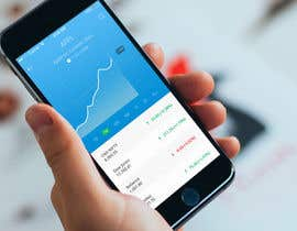 #8 for Design an App Mockup for Inchek - Stock Market Guide af ervanfahren