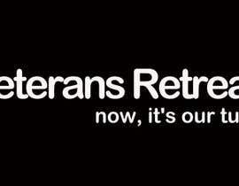 Nro 40 kilpailuun Write a tag line/slogan for therapy retreat for veterans käyttäjältä RadsN