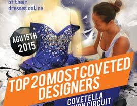 #4 untuk Design a Flyer for Fashion Design Contest oleh palomaanahi