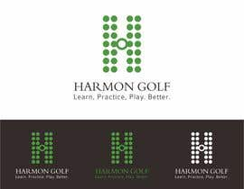 #147 for Design a Logo for Harmon Golf af DudungWahid