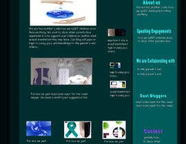 shawond7 tarafından Design en Wordpress-Model , create a visual identity (phase one) için no 5