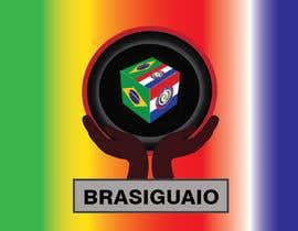 #12 untuk Brazil and Paraguay oleh designcarry