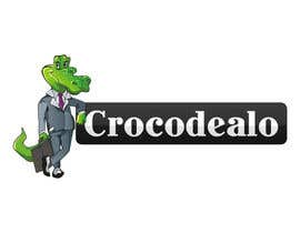 #49 para Design an awesome 3d Crocodile logo por graphicclassiclx