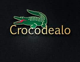#19 para Design an awesome 3d Crocodile logo por GiveUsYourTask