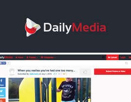 #498 for Design a Logo for Daily Media af thesunstudio