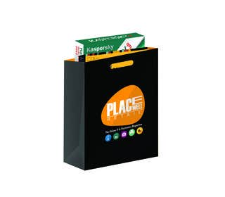 Nro 6 kilpailuun Create Print and Packaging Designs for Carry Bags käyttäjältä sameer6292