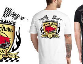 nº 28 pour Design a T-Shirt for hot rod enthusiasts par passionstyle
