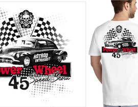 nº 29 pour Design a T-Shirt for hot rod enthusiasts par passionstyle