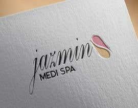 Nro 24 kilpailuun Jazmin Medi Spa logo käyttäjältä AhmedElewa0057