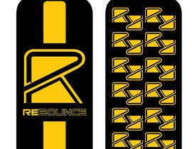 #13 for Design some socks for Rebounce Trampoline Park by brissiaboyd
