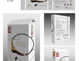 #20 untuk Create Print and Packaging Designs for Skorpion Bluetooth Headset oleh enginemae