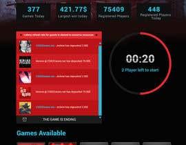 #19 for Design a Website Mockup for CSGOCasino.net af codeunderground