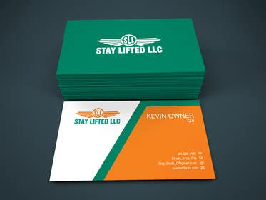 #21 for Design some Business Cards and Logo af sameer6292