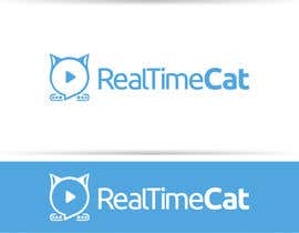 #73 for Design a Logo for RealTimeCat.com by masimpk