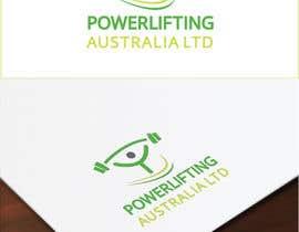 #13 untuk Design a Logo for Powerlifting Australia oleh hawk9943