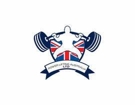 #7 untuk Design a Logo for Powerlifting Australia oleh irfanrashid123