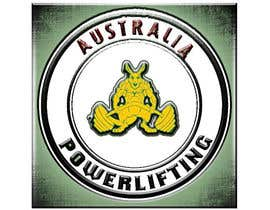#14 for Design a Logo for Powerlifting Australia by yazoooda