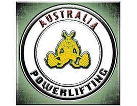 #14 untuk Design a Logo for Powerlifting Australia oleh yazoooda