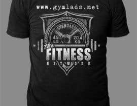 #21 untuk Design a T-Shirt for A Bodybuilding community website oleh stevesartorio13