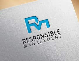 #100 for Design a Logo for: Responsible Management by allrounderbd