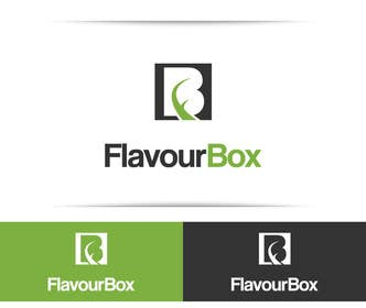 #81 for Design a logo for a take away restaurant called 'FLAVOUR BOX' af SergiuDorin
