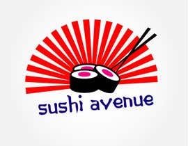 #13 cho Design a Logo for SUSHI AVENUE bởi TheDataKing