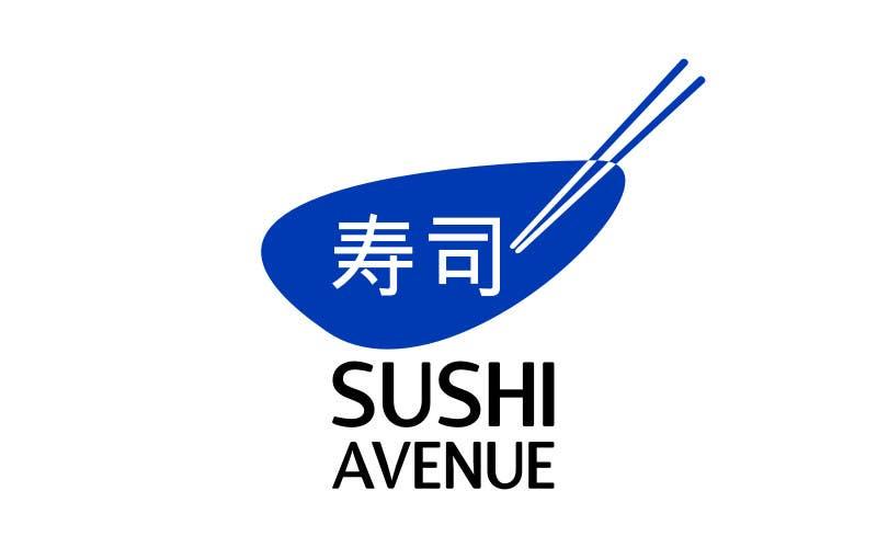 Penyertaan Peraduan #25 untuk Design a Logo for SUSHI AVENUE