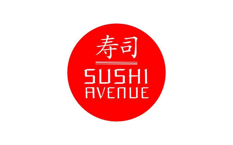 Penyertaan Peraduan #27 untuk Design a Logo for SUSHI AVENUE