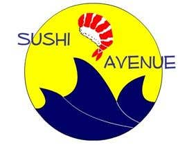 #17 para Design a Logo for SUSHI AVENUE por jerwinlopez