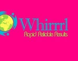 Nro 5 kilpailuun Design a Logo for Whirrrl käyttäjältä Kamran000