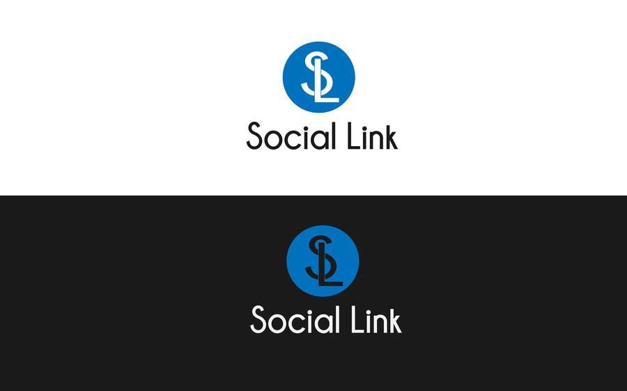 Konkurrenceindlæg #32 for Design a Logo for Social Link